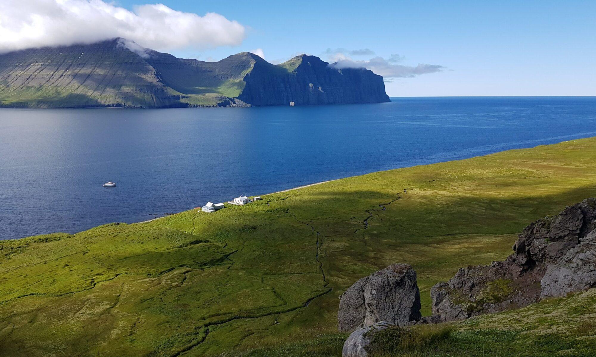 Sjóferðir